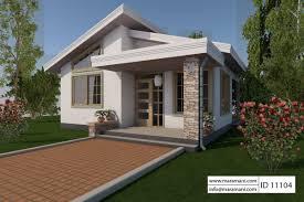 100 One Bedroom Design 1 House Plan ID 11104