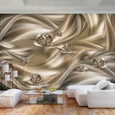 details zu vlies fototapete 3d effekt kugel gold beige tapete wandbilder wohnzimmer 13