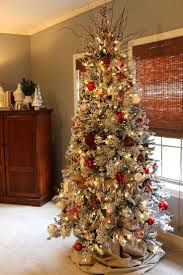 Christmas Tree Flocking Spray Can by Best 25 Flocked Christmas Trees Ideas On Pinterest White