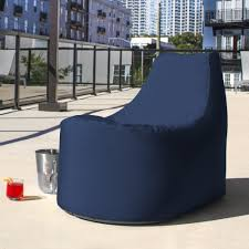 Avondale Outdoor Patio Bean Bag Chair - Navy Shop Regal In House Bean Bag Chair Navy S Online In Dubai Lifestyle Vinyl Blue Bean Bags Twist Stripes Outdoor Amazoncom Wild Design Lab Elliot Cover 6foot Microfiber And Memory Foam Coastal Lounger Nautical And White Buy Large Comfort Seating Fniture For Classic Fully Comfortable Washable Velvet Can Bean Bags Denim With Piping Ftstool Blue Lounge Pug Denim Adult Beanbags Inflatable Lazy Air Bed Couch Sofa Hangout