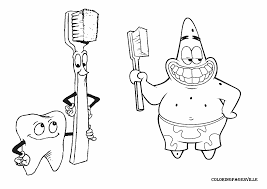 Coloring Download Dentist Pages For Preschool Childrens Dental Colouring To