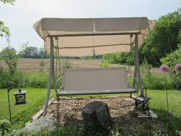Martha Stewart Living Replacement Patio Cushions by Patio Swings Replacement Canopies And Cushions