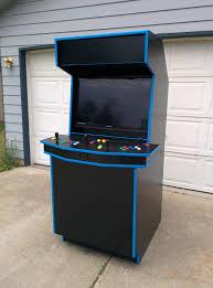 Mortal Kombat Arcade Cabinet Plans by Ouya Arcade Cabinet Archive Ouya Forum Unofficial Ouya Forums