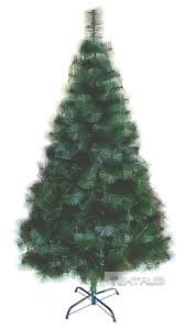Tektrum 7 Feet Tall Long Needle Pine Artificial Christmas Tree For Model
