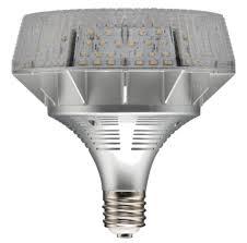 100 watt high output led retrofit bulb for high bay or low bay