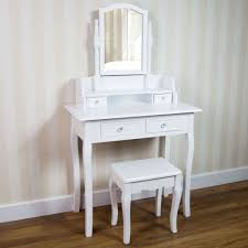 Ebay Dressers With Mirrors by Nishano Dressing Table Drawer Stool Mirror Bedroom Makeup Desk