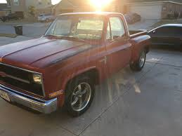 Awesome Great 1982 Chevrolet C10 Pickup Scottsdale Stepside ... 1982 Chevy Pickup Tour Youtube Rm Sothebys Chevrolet 12ton Stepside Auburn Fall 2016 Silverado 3500 Crew Cab Long Bed 4x4 Truck Classic C10 For Sale 1999157 Hemmings Motor News Breakdown Truck Chevrolet Gmc Black Short Bed Hot Rod Shop Truck 57l 350 V8 700r4 Bangshiftcom Ramp Get Your Here Drooling 3900 C20 Scottsdale Sierra Wheel Base Rat Ck Near Cadillac Michigan 49601 File1982 Engine 4792232696jpg Wikimedia Commons
