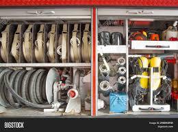 100 Inside A Fire Truck Image Photo Free Trial Bigstock