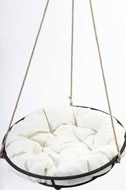 Kelsyus Original Canopy Chair With Ottoman by Papasanhair Withanopy Incredible Single Rattan White Solid