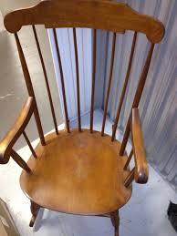 Nichols And Stone Windsor Rocking Chair by Help Identifying Nichols U0026 Stone Rocker