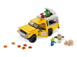 100 Pizza Planet Truck Rescue 75981