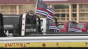 Tow Truck Drivers Hold Procession To Honor Fallen Firefighter Scott ... Tow Truck Driver With His Rig Stock Vector Illustration Of Truck Service By Towing Service Near Me Issuu How Are Drivers Paid Best Image Kusaboshicom My Tow Driver Has A Cat Named Dixie With Matching Safety Drivers Hold Procession To Honor Fallen Refighter Scott Texas Compliance Blog Unauthorized Drop Fee Scam 1000 The Occupational Hazards Business Cards Lovely National Traing Driving School Job 2018 Cvention And Show Wisconsin Association Company Whose Was Hit This Could Have Been Prevented