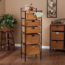seagrass 4 drawer storage chest kirklands
