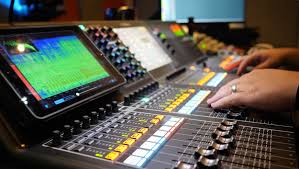 The Bulk Of Mixing Jesse Does Happen On Yamaha CL5 This Is A High End Digital Console Red Rocks Uses At All Their Campuses