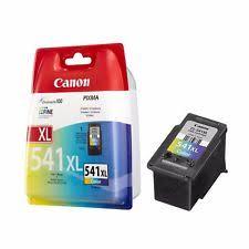 Genuine Canon CL541 XL Colour Ink Cartridge For PIXMA MG3150 Inkjet Printer