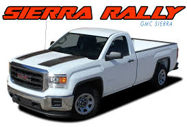 SIERRA RALLY | GMC Sierra Hood Stripes | GMC Sierra Racing Decals ... Dirt To Date Is This Customized 2014 Gmc Sierra An Answer Ford Used 1500 Denali 4x4 Truck For Sale In Pauls Valley Charting The Changes Trend Exterior And Interior Walkaround 2013 La 62l 4x4 Test Review Car Driver 4wd Crew Cab Longterm Arrival Motor Slt Ebay Motors Blog The Allnew Awardwning Motorlogy Gmc Best Image Gallery 917 Share Download Named Wards 10 Best Interiors By Side Motion On With