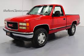 100 1996 Gmc Truck GMC Sierra Shelton Classics Performance