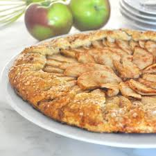 Rustic Apple Crostata Recipe By Cooking With Manuela