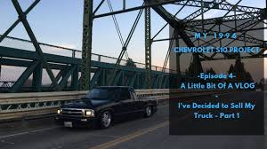 My 1996 Chevrolet S10 - Ep. 4 - A Little Bit Of A VLOG - I Have ...