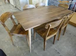 NEW RETRO DINING TABLE