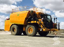 MS4000 Custom Built Off-Road Mining Service Trucks Australia | Shermac