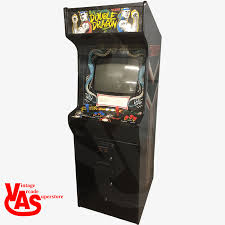 Mortal Kombat Arcade Cabinet Restoration by An Original 1986 Double Dragon Arcade Game For Sale Original Side