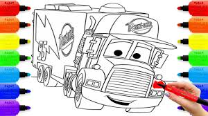 100 Monster Truck Coloring Book How To Draw For Baby Drawings And For