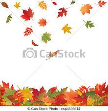 Falling Fall Leaves csp
