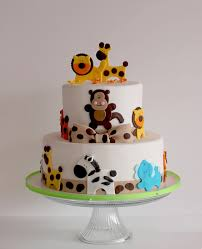 Baby Jungle King Baby Shower Diaper CakeBest Birthday CakesBest