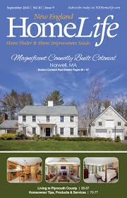 Dresser Hill Estates Charlton Ma by September 2016 By New England Homelife Issuu