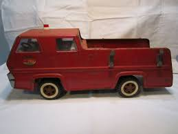 Vintage Metal Tonka Fire Truck | Vintage Toys | Pinterest | Tonka ... Tonka 1964 Fire Truck Hydrant 100 Original Patina One Owner Nice Vintage 1955 Tonka No 950 6 Suburban Pumper Fire Truck With Fire Truck On Shoppinder Metal Firetruck Vintage Articulated Toy Superior Auction 5 Water 1908254263 Suburban 1963 Paint Real Dept Hose Ladder Tfd A Sliding Ladder Vintage Toys Hydrant Wwwtopsimagescom Toys 1972 Aerial Photo Charlie R Claywell