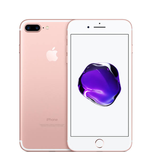 Apple iPhone 7 Plus 32GB Factory Unlocked Smartphone (Rose Gold)