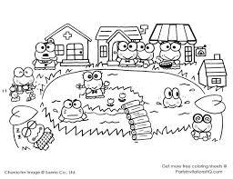 833ec1e7e522d7219daa27f5417f5cf8 Keroppi Kids Coloring