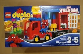 10608 Spider Truck Adventure Duplo Lego Spider-man Marvel | EBay Lego 5637 Garbage Truck Trash That Picks Up Legos Best 2018 Duplo 10519 Toys Review Video Dailymotion Lego Duplo Cstruction At Jobsite With Dump Truck Toys Garbage Cheap Drawing Find Deals On 8 Sets Of Cstruction Megabloks Thomas Trains Disney Bruder Man Tgs Rear Loading Orange Shop For Toys In 5691 Toy Story 3 Space Crane Woody Buzz Lightyear Tagged Refuse Brickset Set Guide And Database Ville Ebay
