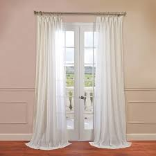 Nicole Miller Home Two Curtain Panels by Linen Curtains Drapes Wayfair Essex Window Curtain Panel Haammss