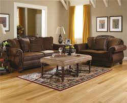 Ashley Furniture Bradington Truffle Stationary Living Room Group AHFA Upholstery Group Dealer Locator