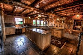Log Cabin Kitchen Images by Ohio Luxury Log Cabin Rental Coshocton Crest Lodge