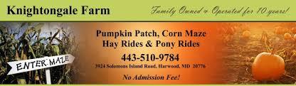 Pumpkin Patch Prince Frederick Md by Pumpkin Patch Maryland