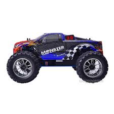 100 Gas Powered Rc Monster Trucks HSP 94188 4WD 110 Offroad Truck Nitro Fuel RTR