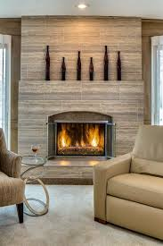 After Fireplace Living Room By Design Connection Inc