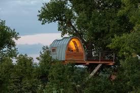 100 Modern Tree House Plans A House Built Around An Oak Design Milk