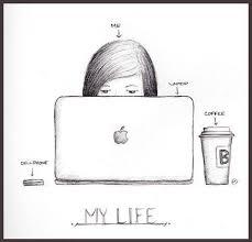 Life Coffee And Me Image