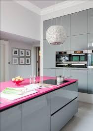 26 Awesome Glam Kitchen Design Ideas Minimalist White And Pink Island