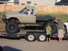 Custom Toyota 4x4 Flatbed, Cm Truck Beds For Sale In Houston Texas ...