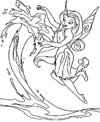 New Disney Fairies Coloring Pages 64 About Remodel Seasonal Colouring With