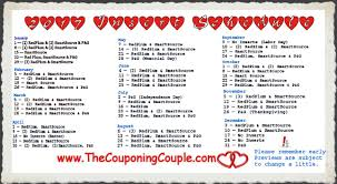 Coupon Insert Schedule For The Year 2019 ~ Each Sundays Inserts 20 Off Target Coupon When You Spend 50 On Black Friday Coupons Weekly Matchup All Things Gymboree Code February 2018 Laloopsy Doll Black Showpo Discount Codes October 2019 Findercom Promo And Discounts Up To 40 Instantly 36 Couponing Challenges For The New Year The Krazy Coupon Lady Best Cyber Monday Sales From Stores Actually Worth Printablefreechilis Coupons M5 Anthesia Deals Baby Stuff Biggest Discounts Sephora Sale Home Depot August Codes Blog How Boost Your Ecommerce Stores Seo By Offering Promo