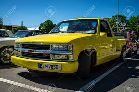 BERLIN - MAY 06, 2018: Full-size Pickup Truck Chevrolet C1500 ... 1965 Chevrolet C10 Stepside Pickup Truck Restoration Franktown Chevy Lowrider Gold Sun Star 1393 1970 My First Truck 2004 Gmc Z71 Trucks Find Of The Week 1948 Ford F68 Autotraderca The Wandering Minstrel Classic 1956 Sold 1976 For Sale By Auto 1950 Bed Stepside New Build Ca Youtube Modified 1957 3100 Stepside Pickup Stock Photo 1984 White