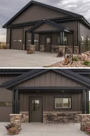100 Simple Living Homes GarageRemodeling Barn In 2019 Building A House Metal