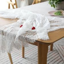 Ins Nordic Lace Tablecloth Tea Table Eyelash Art Cafe Table Cloth White  Flower Lace Stripe Bar Table Cloth Green Tablecloths 60 Round Tablecloth  From ... Ding Table Marble Birch Wood Grindleburg Room Ashley Fniture Homestore How To Paint A Chairs Home Guides Sf Chair Wikipedia Choose The Right For Your The New History And Outlook Of Chinas Housing Market Sprgerlink Fashion Wedding Banquet Tablecloth Restaurant Washable Round Rectangle Cover 60 Tablecloths Do I Determine Proper Size Ultimate List Solemnisation Venues In Singapore Every Artek Childrens Tables Chair Stool Alvar Aalto