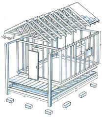 12x20 Shed Plans Pdf by How To Build A Cabin Diy Cabin Outdoor Life